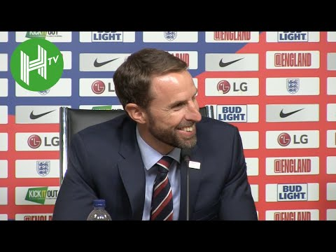 Gareth Southgate: Marcus Rashford is our future - England 1-0 Switzerland