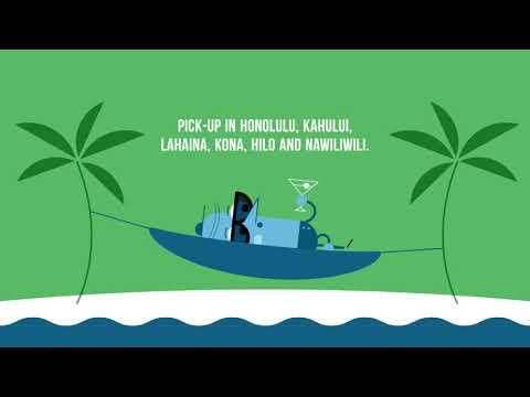 Hawaii Cruise Car Rental