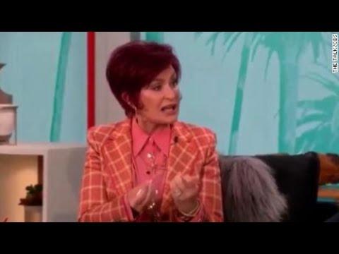 Sharon Osbourne felt like a 'sacrificial lamb' in 'The Talk' dispute