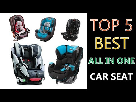Best All In One Car Seat