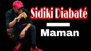 Sidiki Diabaté maman
