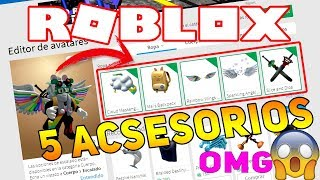 HOW *TO GET TWO TO THE ROBLOX OR MORE Accessories* From the Catalogue
