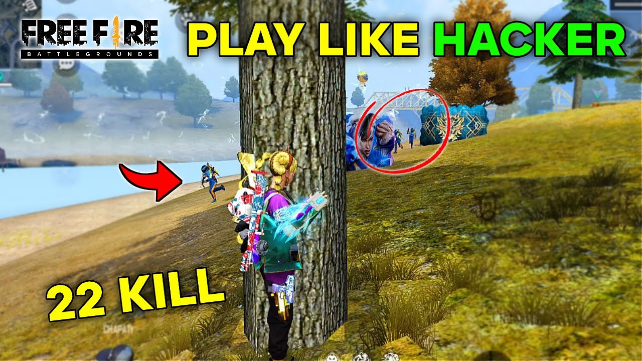 JUST PLAY LIKE HACKER..SOLO VS SQUAD 22 KILL GAMEPLAY #48 | GARENA FREE FIRE