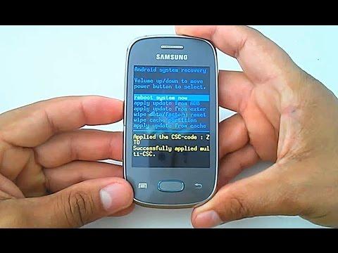 Hard Reset Samsung Galaxy Pocket Neo Duos GT-S5312B, Plus GT-S5310B,, Como Formatar, Desbloquear,