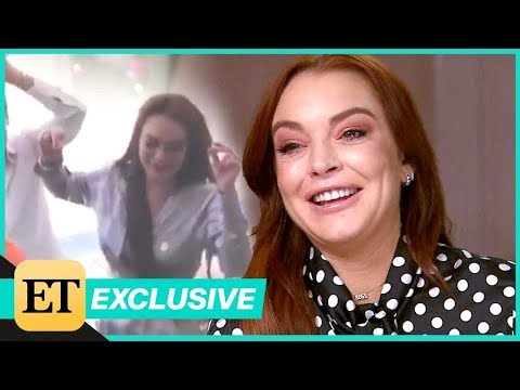 Lindsay Lohan Reacts to The #DoTheLilo Mykonos Dance (Exclusive) Mp3