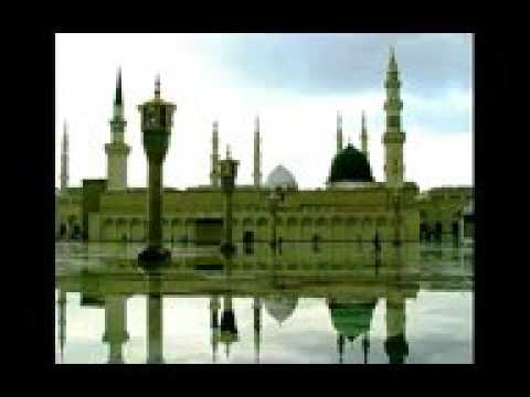 Beautiful salam Ay habibe Ahmed mujtaba with lyric  by Sher Khan