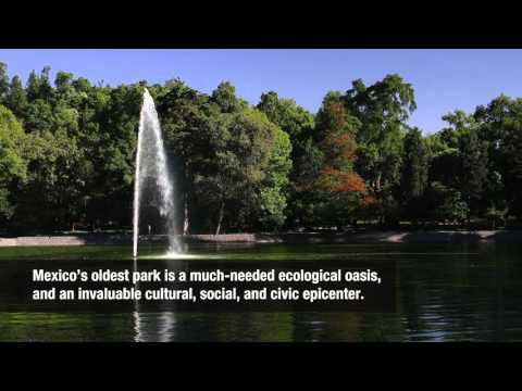 """2016 """"Five to Watch"""" - Chapultepec Park, Mexico"""