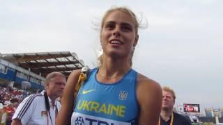 Коментар Юлії Левченко після фінішу змагань у Бидгощі