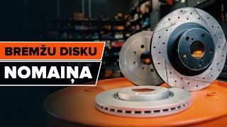Kā mainīties Bremžu diski : bezmaksas video
