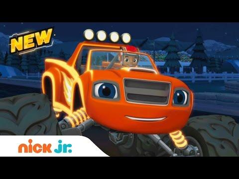 Random Movie Pick - 'Blaze Light Riders' Brand-New Special Official Trailer | Blaze and the Monster Machines | Nick Jr. YouTube Trailer
