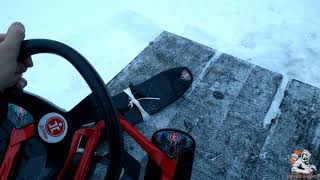 """Обзор снегоката Деми """"комфорт"""""""