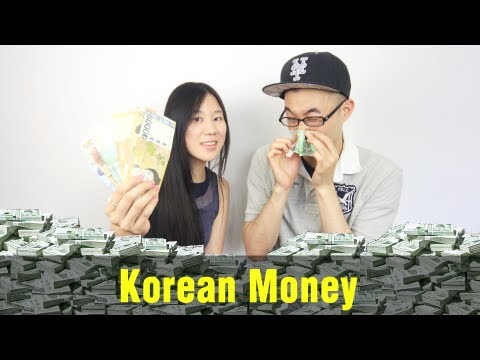 [Ask Hyojin] Korean Money