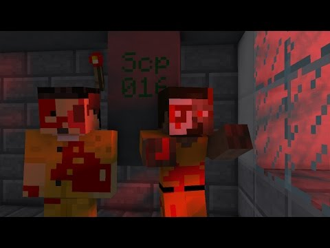 Minecraft SCP Containment Breach SCP-016