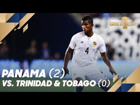 Panama (2) Vs. Trinidad And Tobago (0) - Gold Cup 2019
