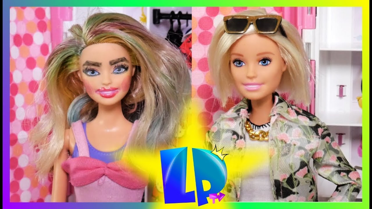 """Download Rodzinka Barbie - """"Bądź piękna"""" Totalne metamorfozy Barbie!!!"""