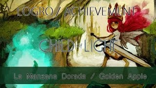 Child of Light - Logro / Achievement - La Manzana Dorada / Golden Apple