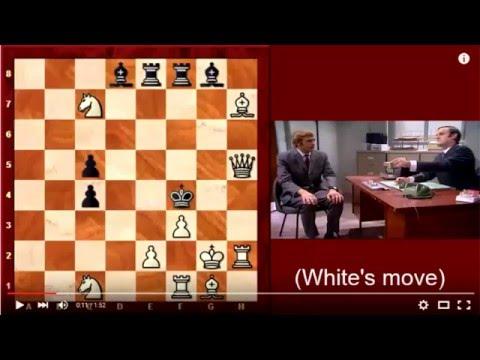 ♘ Schachstudien und -Probleme, Schach-Grundlagenkurs, Folge 17