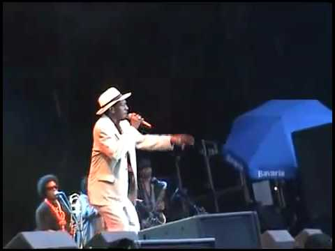 GREGORY ISAACS-HARD DRUGS LIVE AT SUNDANCE 2007 mp3