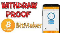 BitMaker Live Payment Proof | Android Application |