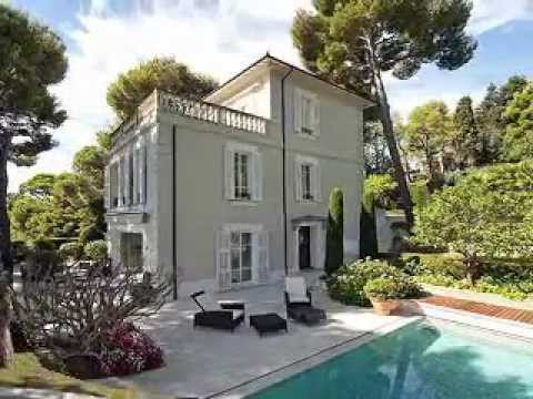 Belle Epoque Villa on St Jean Cap Ferrat - For Sale