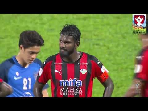 JDT vs MISC-MIFA 1 - 2 | Piala Malaysia 2018