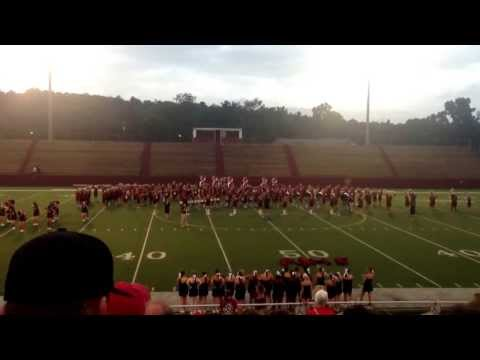 Prattville High School Marching Band - Fanfare Fight Song
