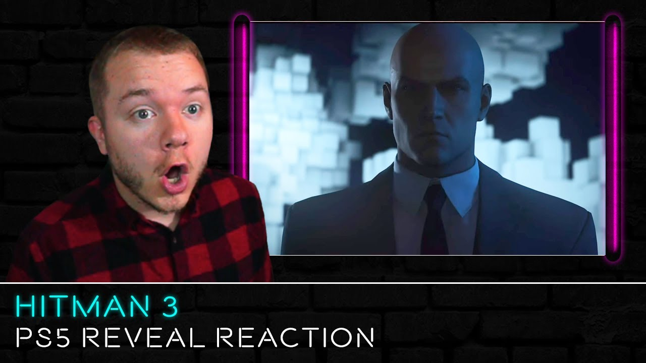 Reaction Hitman 3 Announcement Gameplay Trailer Ps5 Reveal