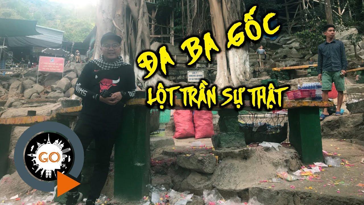Lột trần sự thật Cây Đa Ba Gốc linh thiêng ở núi Chứa Chan chùa Gia Lào | Quang Chau
