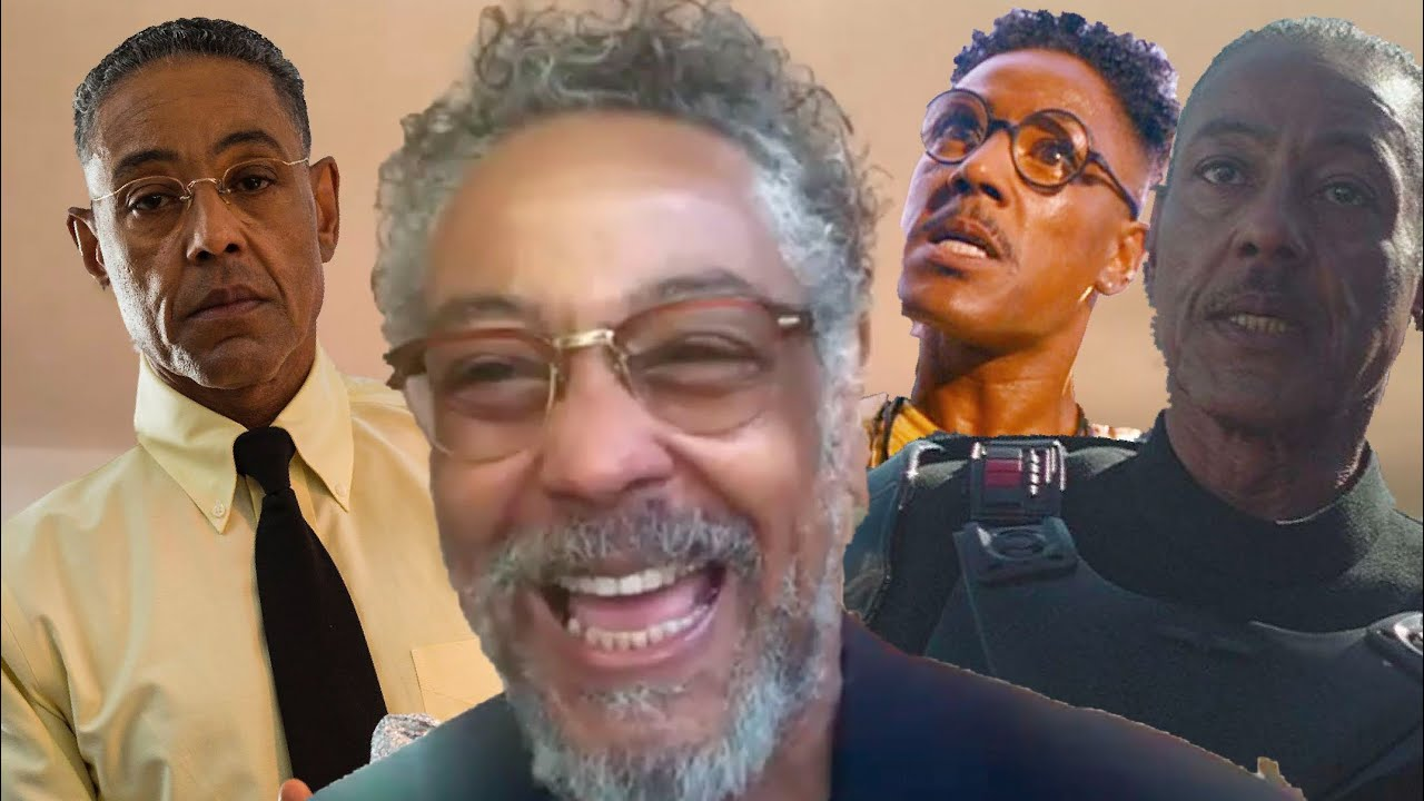 Giancarlo Esposito Talks THE MANDALORIAN, BREAKING BAD, BETTER CALL SAUL, DO THE RIGHT THING & more!