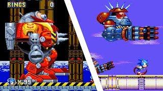 Classic Final Bosses Beta 1.2 | Sonic Mania PLUS Mods ⮚ Walkthrough