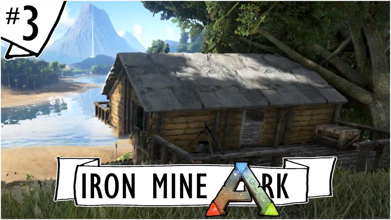 Ark Island Mine Metal