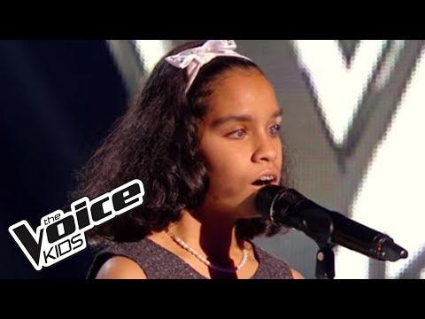 The Voice Kids 2015 | Jane Constance - The Prayer (Andrea Bocelli/Céline Dion) | Blind Audition