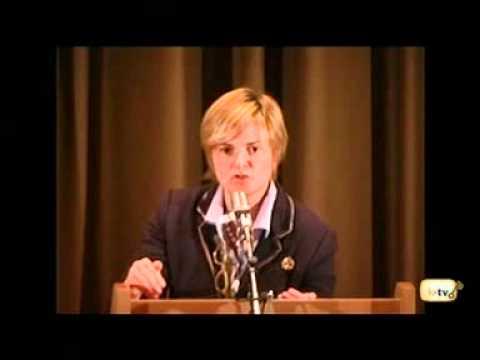 Vortrag Fürstin Gloria von Thurn und Taxis über die Frau in der Kirche