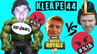 SARDOCHE RAGE ET CASSE TOUT ! NARKUSS RAGE CONTRE JBZZ ET FORTNITE ! Corobizar God of war