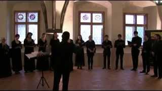 Sbor chrámu sv  Cyrila a Metoděje v Praze 27. května na festivalu Mahler-Jihlava