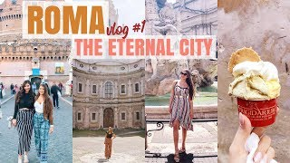 Eating Our Way Through The Eternal City | Rome Vlog 1