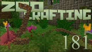 Zoo Crafting Special! Reticulated Python Expansion! - Episode #181 [Zoocast]