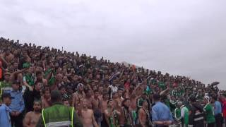 Khenifra vs Raja  1 - 0 du 23-05-2015,  Rajawi zahwani tbadlat l3a9liya