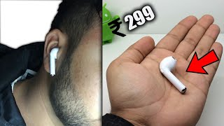 Apple Airpods clone !! Only 299 | Best Budget Wireless Earphone For Android