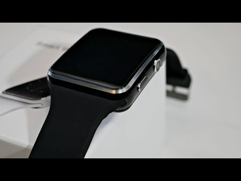 Curved Smart Watch - ONLY $20/£15 - Camera - Bluetooth/Sim Calls - Bakeey X6