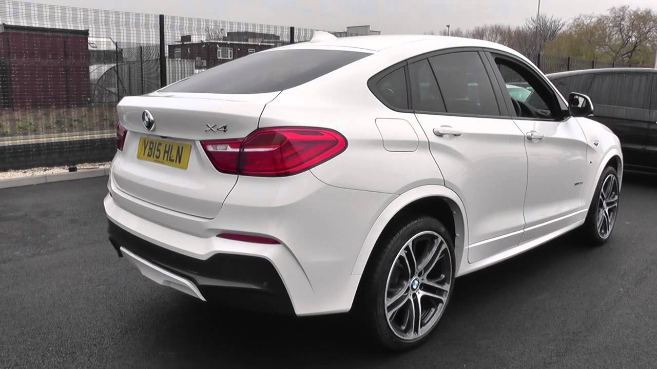 bmw x4 xdrive30d m sport auto u6532 youtube. Black Bedroom Furniture Sets. Home Design Ideas