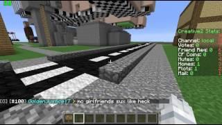 Ballora Plays Minecraft Diamond S Plot