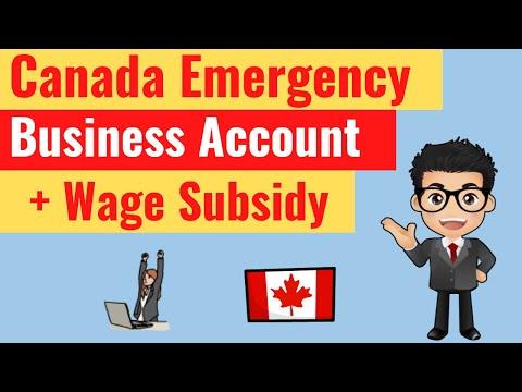 CEBA & CEWS   What Is Canada Emergency Business Account? 💟