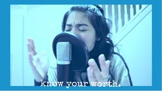 Khalid, Disclosure - Know Your Worth (COVER)