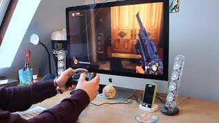 Connect An Xbox 360 Controller With A Mac To Play Games