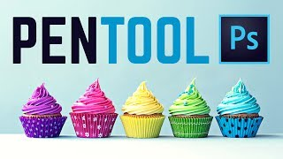 Learn to Use the Pen Tool in 5 Minutes! - Photoshop | Educational