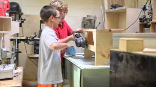 Woodworking Camps At Tower Hill School