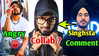 Bohemia Angry Reply To ? Singhsta Commented On Emiway Bantai ? Collab Soon With Emiway?Mukkta & Stan