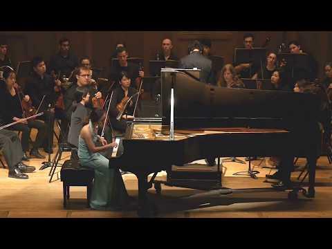 W. A. Mozart Piano Concerto No. 17 in G major, K453 - Boyoung Kim