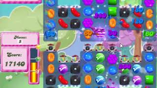 Candy Crush Saga Level 2792 NO BOOSTERS (16 moves)